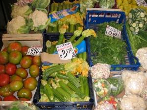 Roman Vegetables