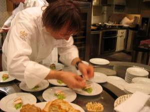 Chef Norbert Niederkofler of Hotel Rosa Alpina and St. Hubertus Restaurant
